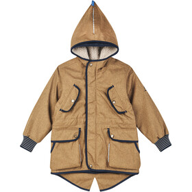 Finkid Kaveri Ice Jacket Girls cinnamon/navy